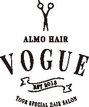 静岡市、静岡駅前にある美容室 ALMO HAIR VOGUE